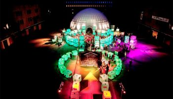 FD Gazellen Awards Prodome tentenverhuur
