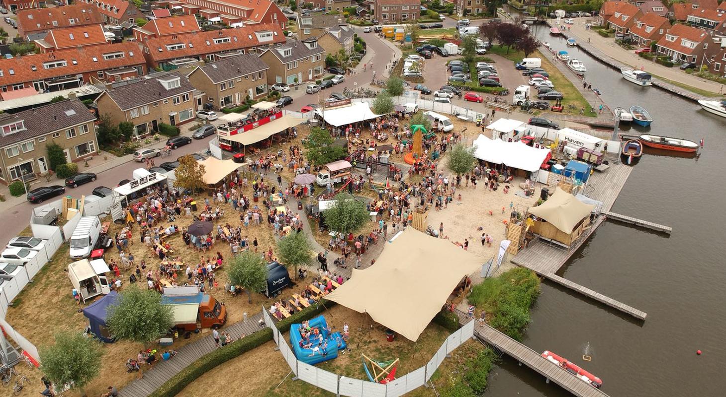Festivals prodome event tentverhuur
