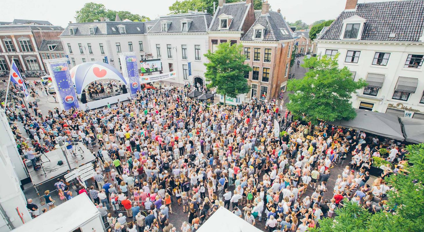 Friesland tent Prodome Event Tentverhuur